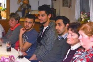 Sedlitz an einen Tisch im November 2015