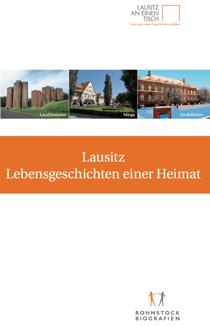 Cover des Buches »Lausitz Lebensgeschichten einer Heimat«